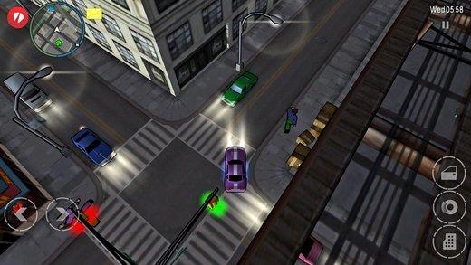 GTA Chinatown Wars - Grand Theft Auto iPhone image 5
