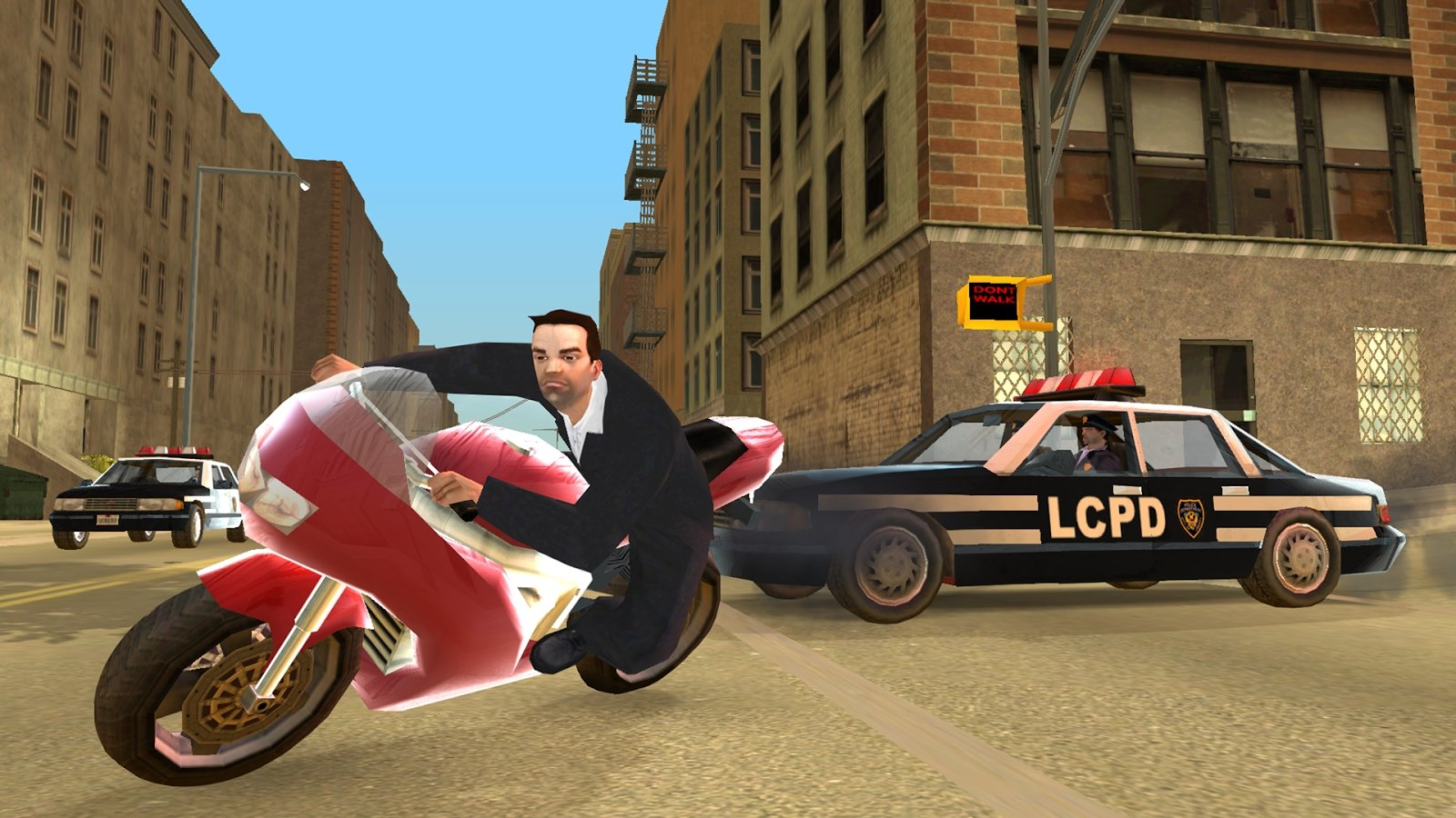 GTA Liberty City Stories - Grand Theft Auto Android image 4