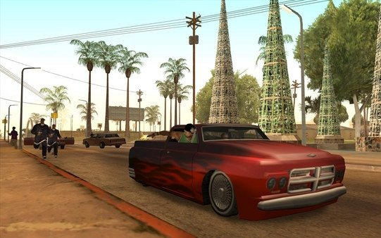 GTA San Andreas - Grand Theft Auto - Download for PC Free