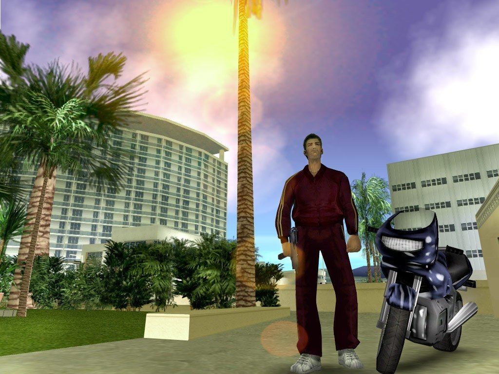 Grand Theft Auto Vice City image 8