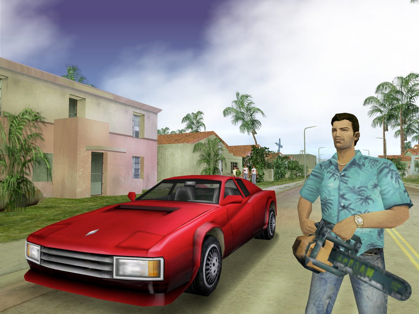 GTA: Vice City for Mac - Download