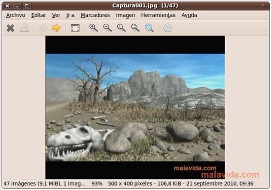 gThumb Linux image 6