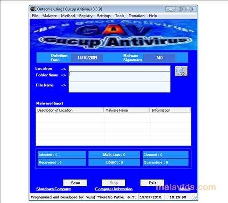Gucup Antivirus image 4