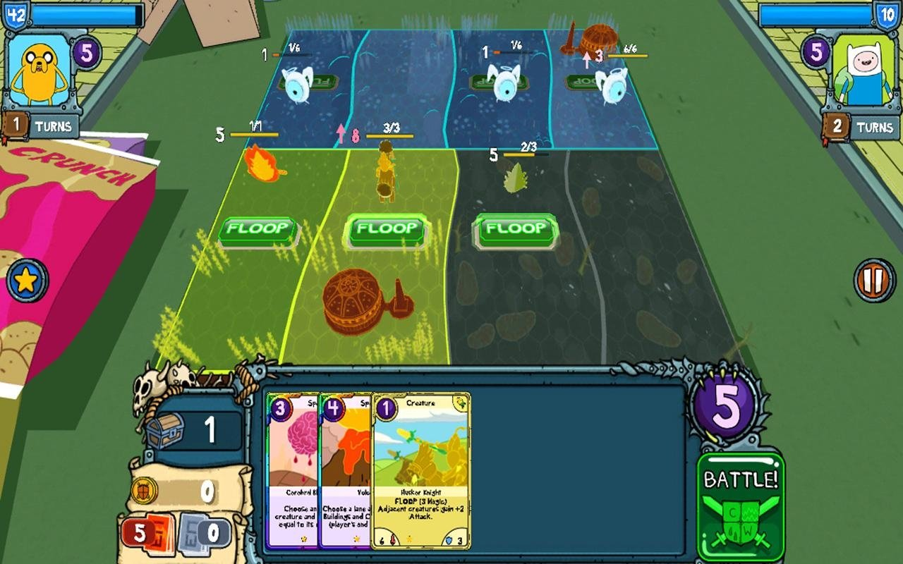 Card Wars 1 11 0 - Download for Android APK Free