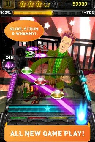 Guitar Hero iPhone image 5