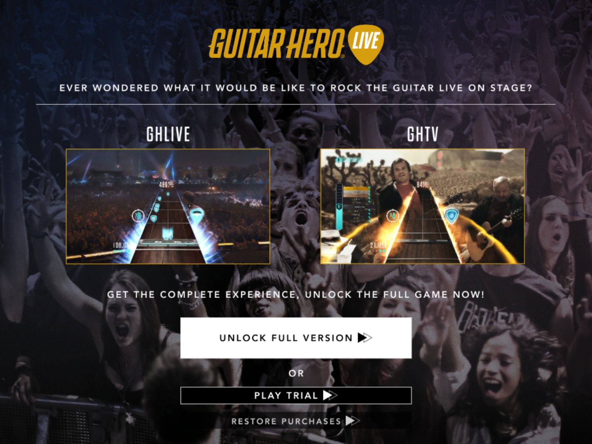 Guitar Hero Live iPhone image 7