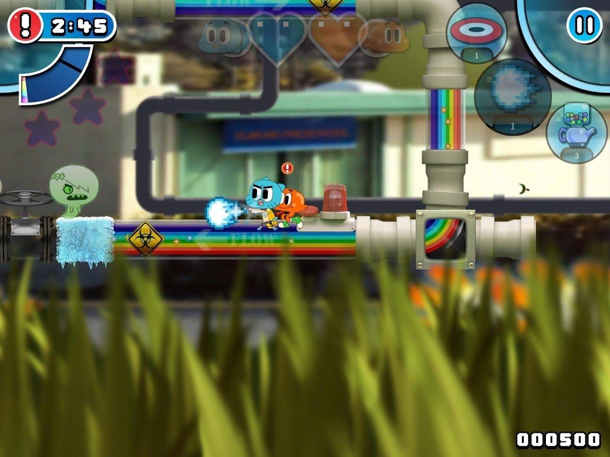 Gumball Rainbow Ruckus Android image 5