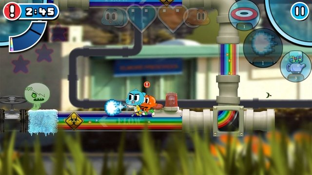 Gumball Rainbow Ruckus iPhone image 5