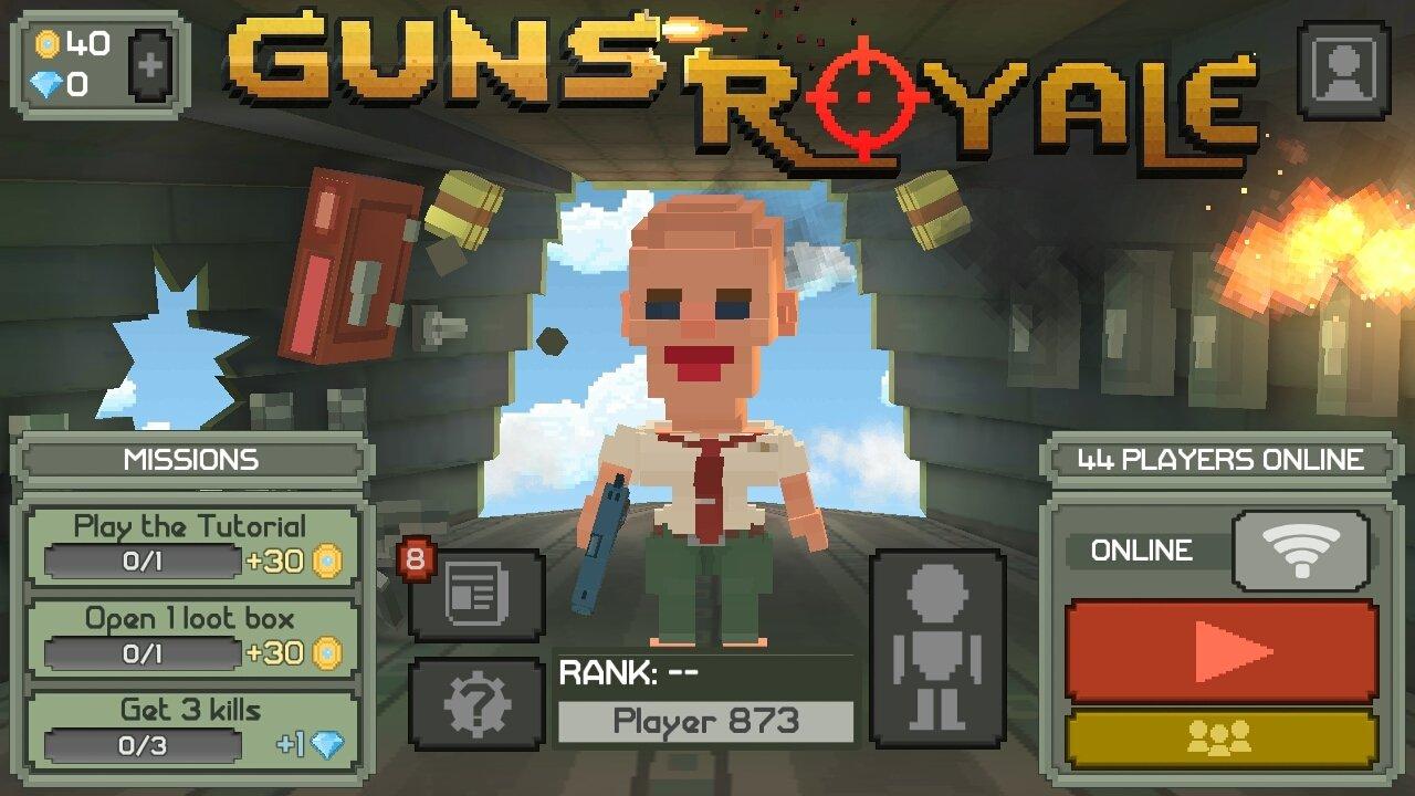 Guns Royale 1.0