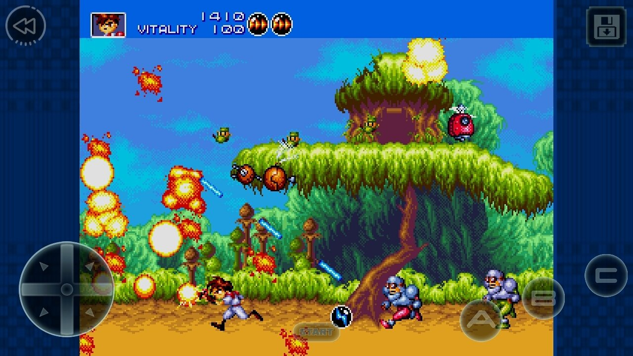 download gunstar heroes classic 1 1 2 android apk free