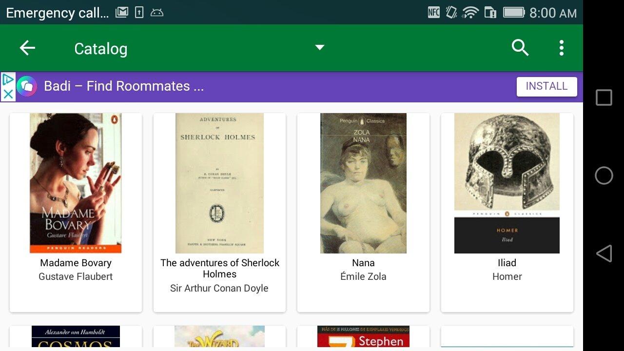 book download free app