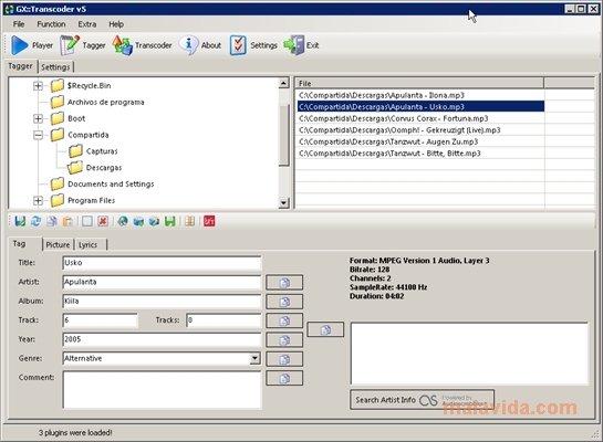 GXTranscoder image 5