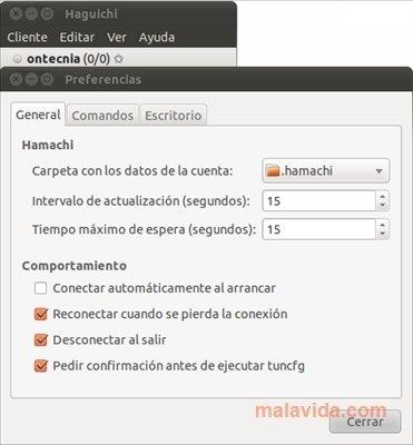 Haguichi Linux image 4