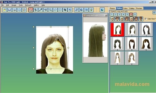 Hair Pro image 4