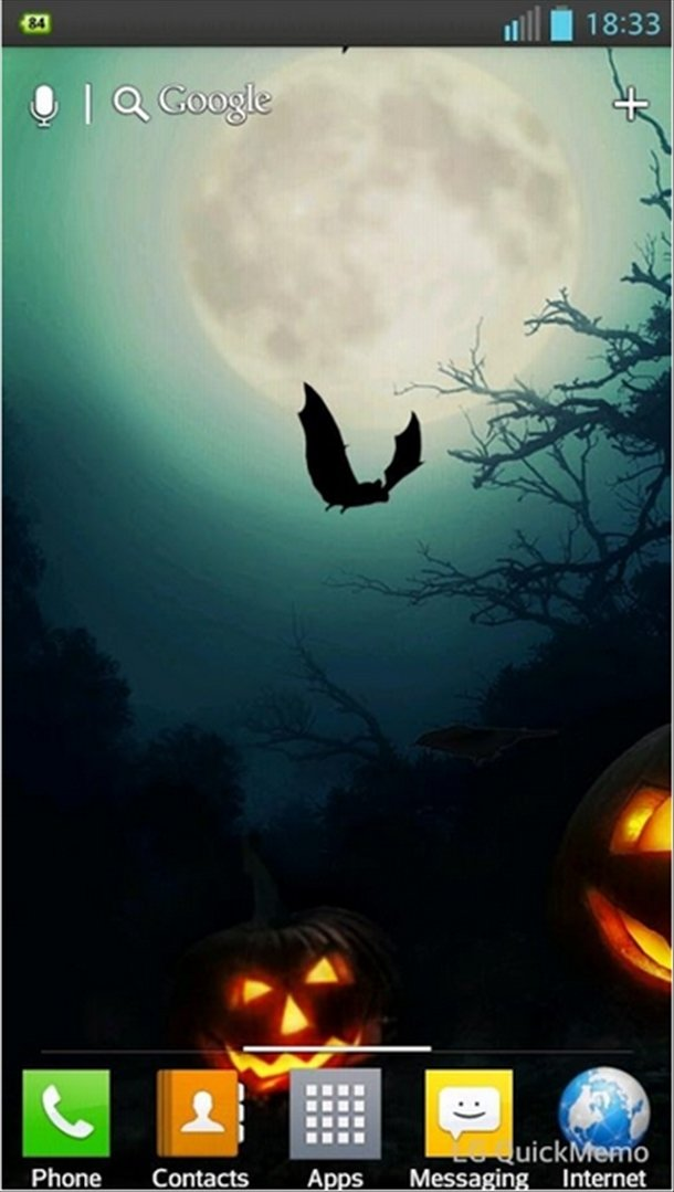 Halloween HD Live Wallpaper Image 4 Thumbnail