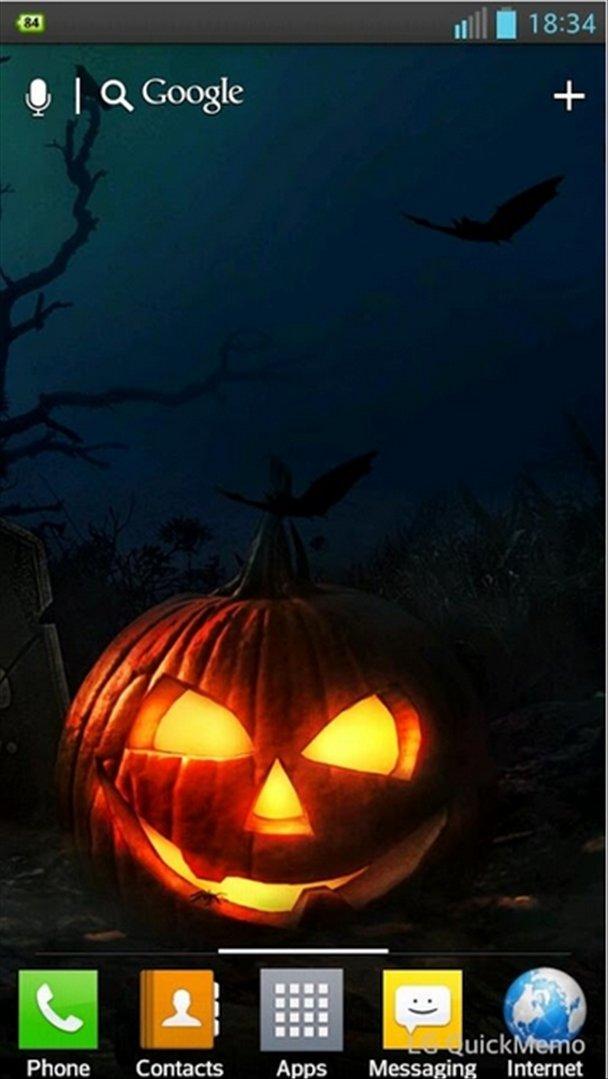Halloween HD Live Wallpaper Image 6 Thumbnail
