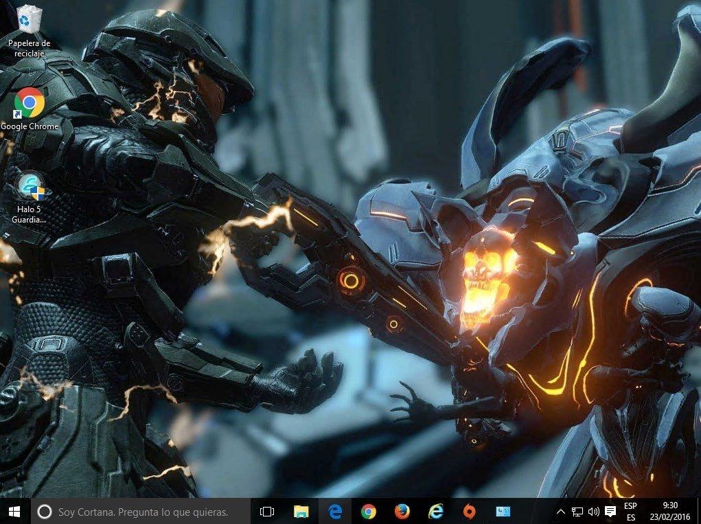 Halo 5 Guardians Theme - Download für PC Kostenlos
