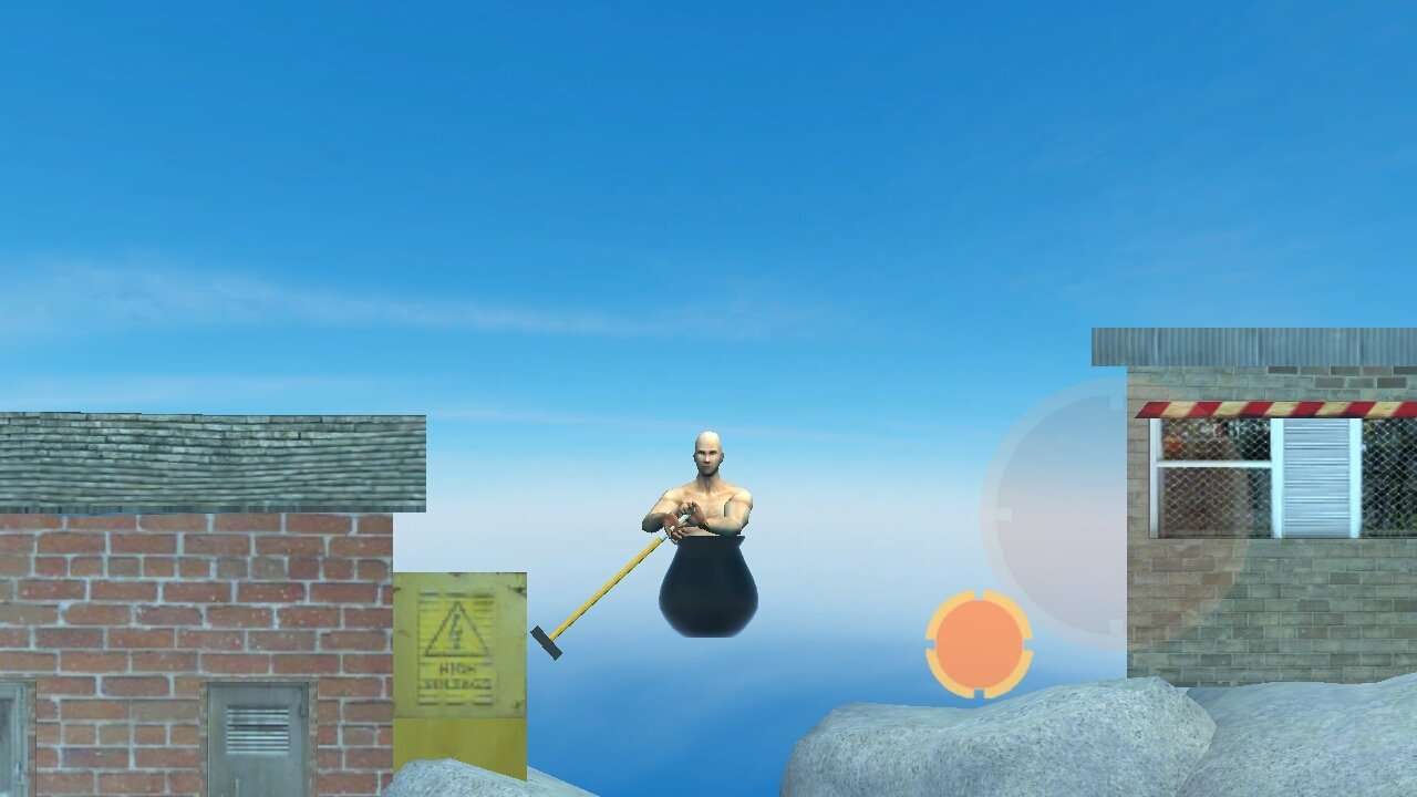 getting over it game free download android