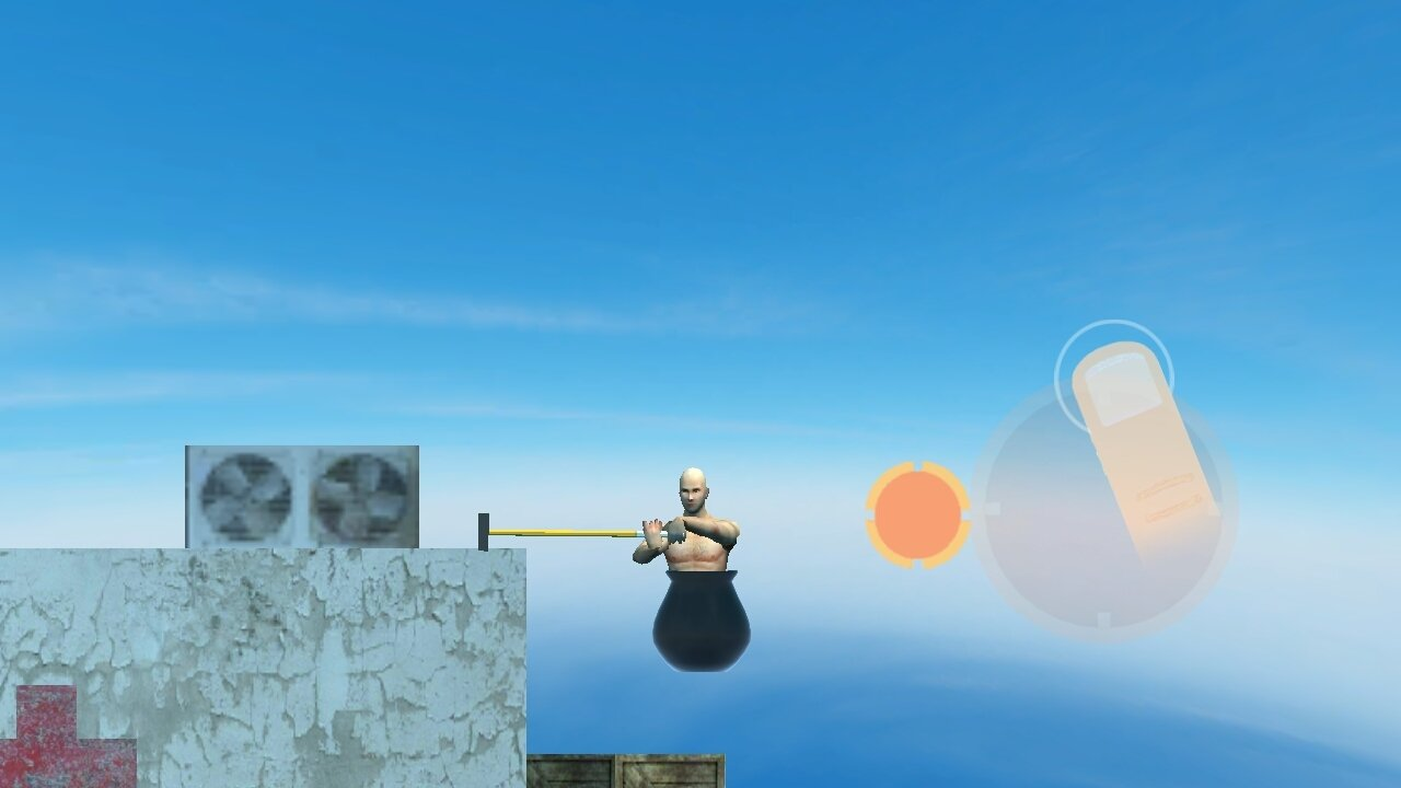 getting over it game free apk