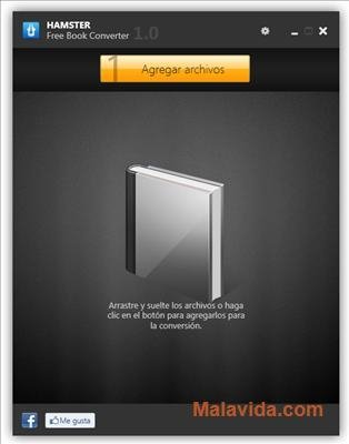 Hamster Free eBook Converter image 6