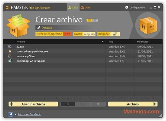 Hamster Free ZIP Archiver 4 0 0 59 - Download for PC Free