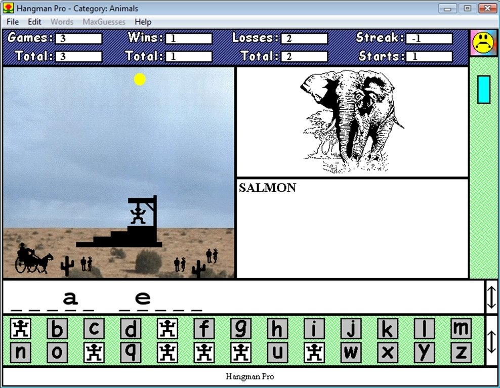 Download game hangman.