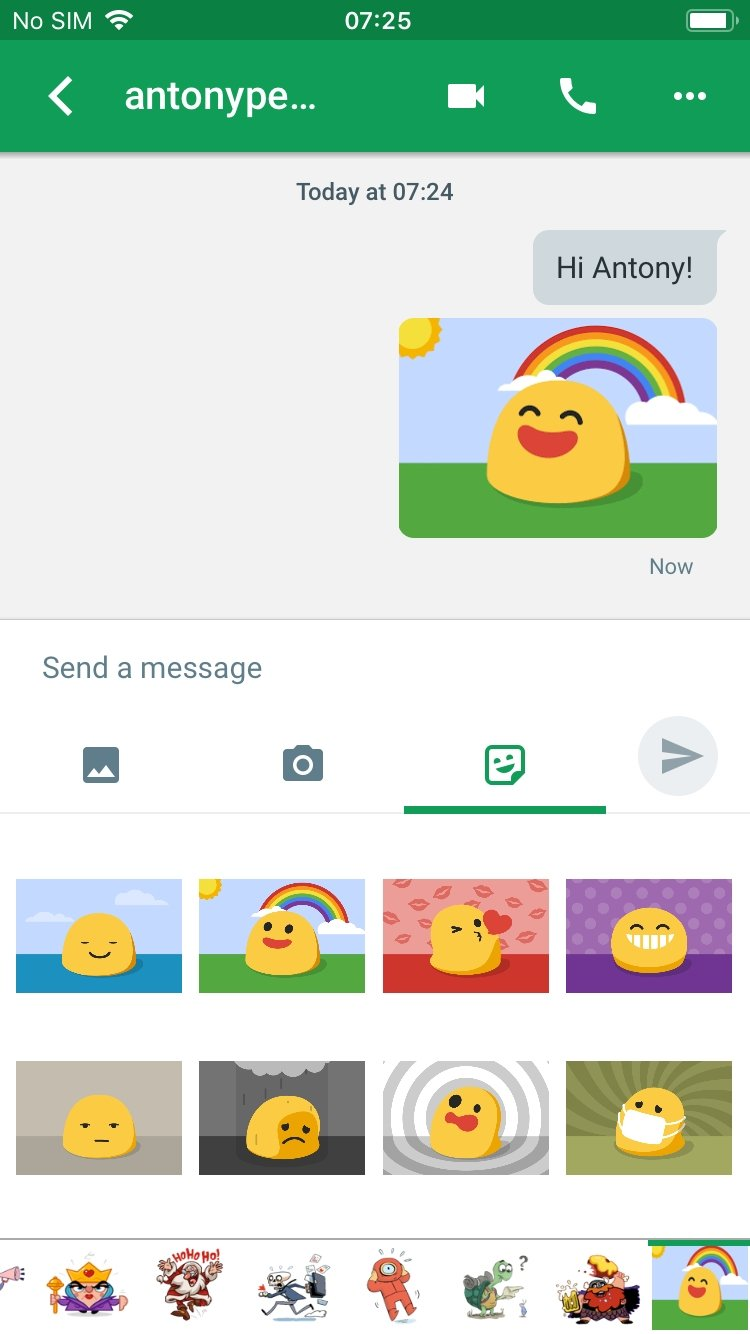 Hangouts - Download for iPhone Free
