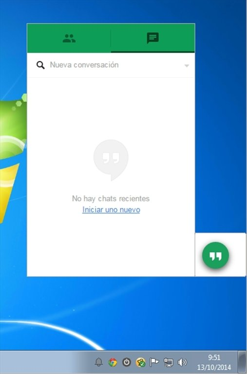 hangouts chrome app free download
