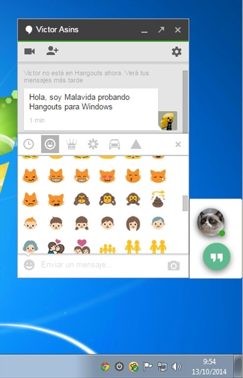 google hangouts download for pc windows 10
