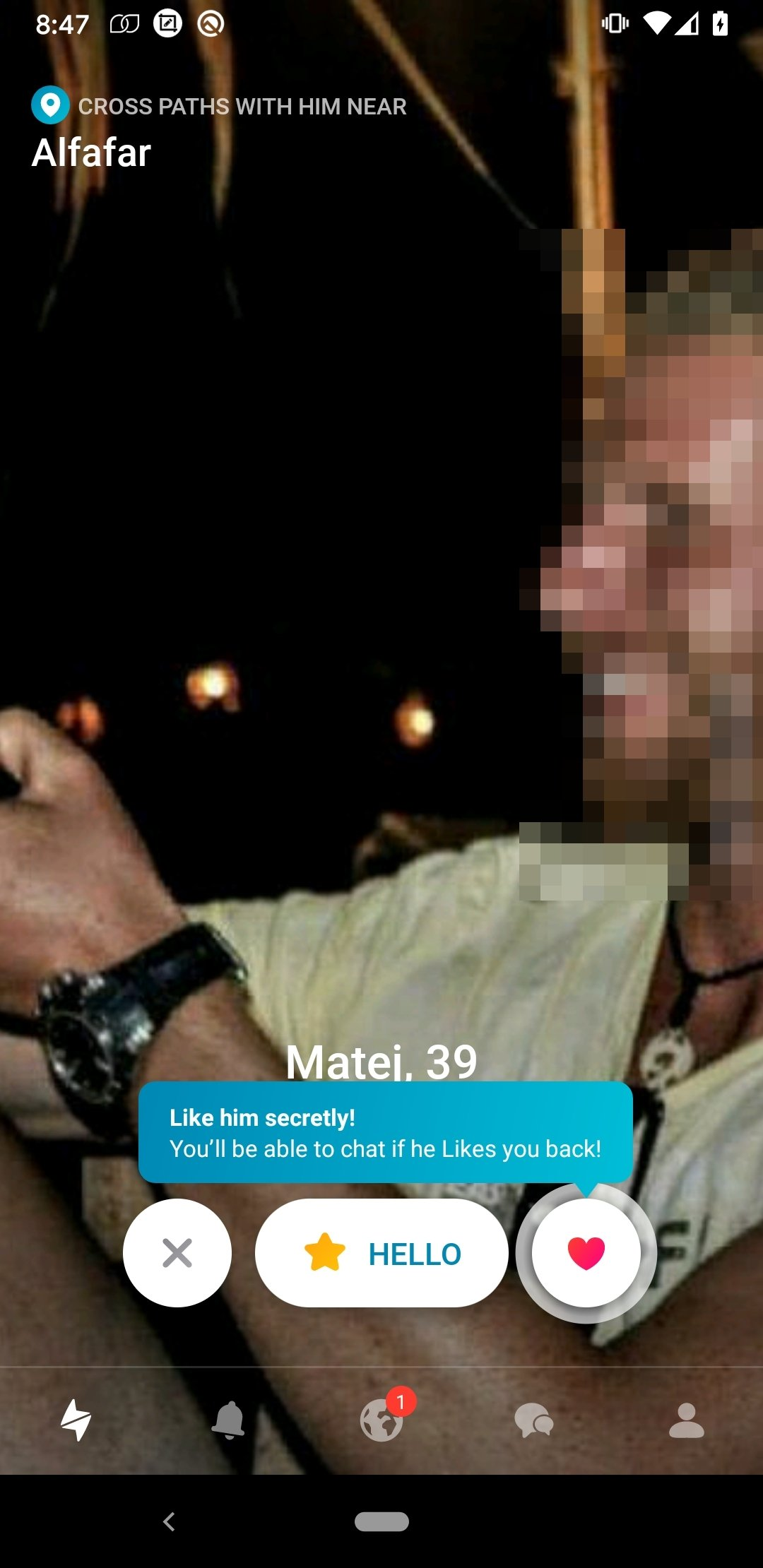 happn Android image 5