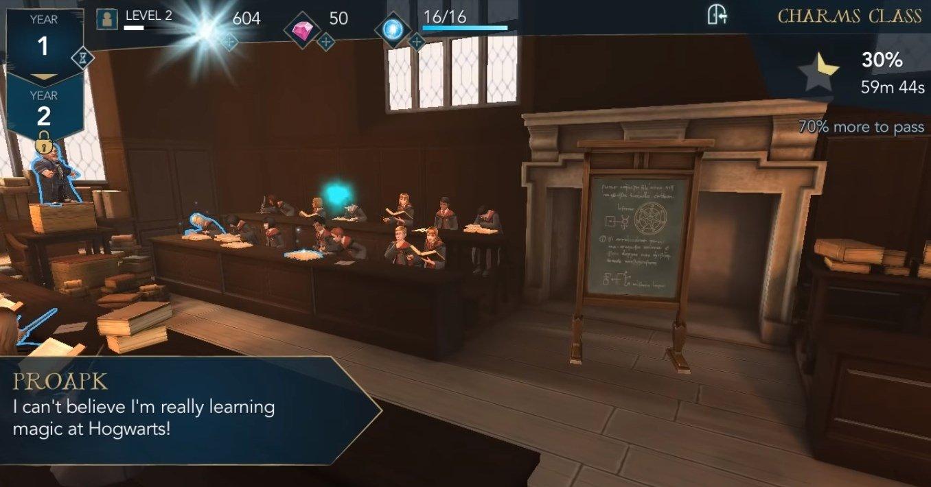 Harry Potter Hogwarts Mystery 1 13 1 Descargar Para Android Apk