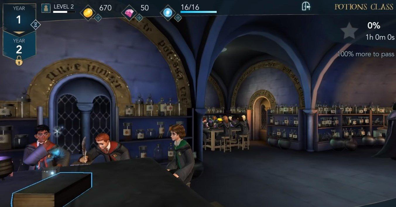 harry potter hogwarts mystery mod apk 1.10.1