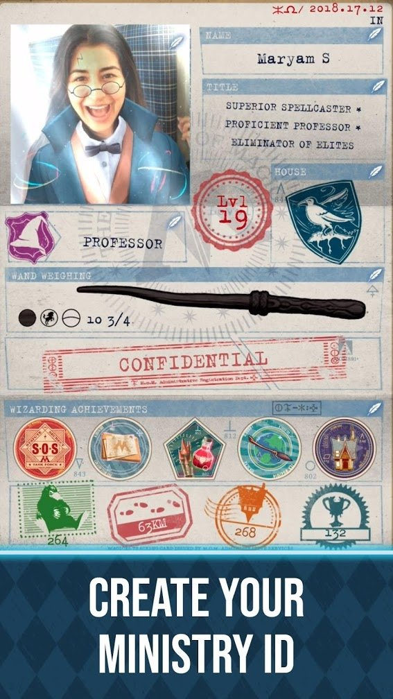 harry potter wizards unite download android