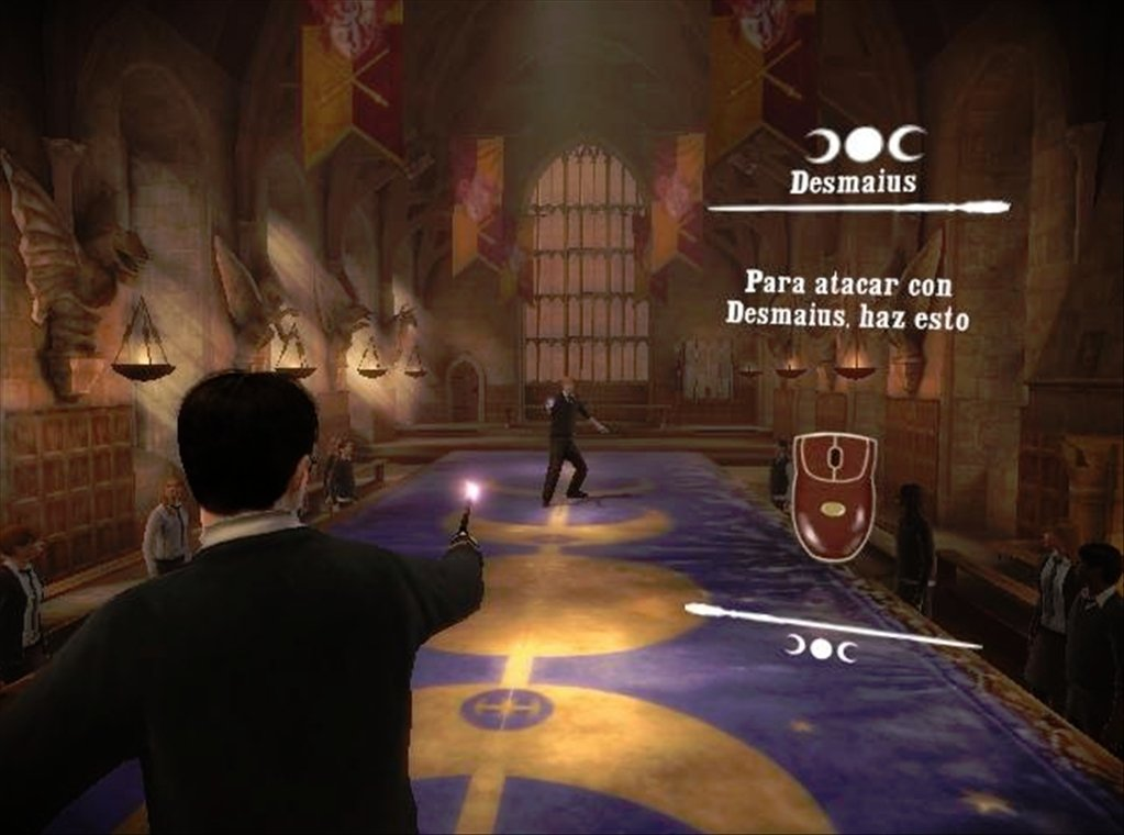 harry potter half blood prince pc game download in parts