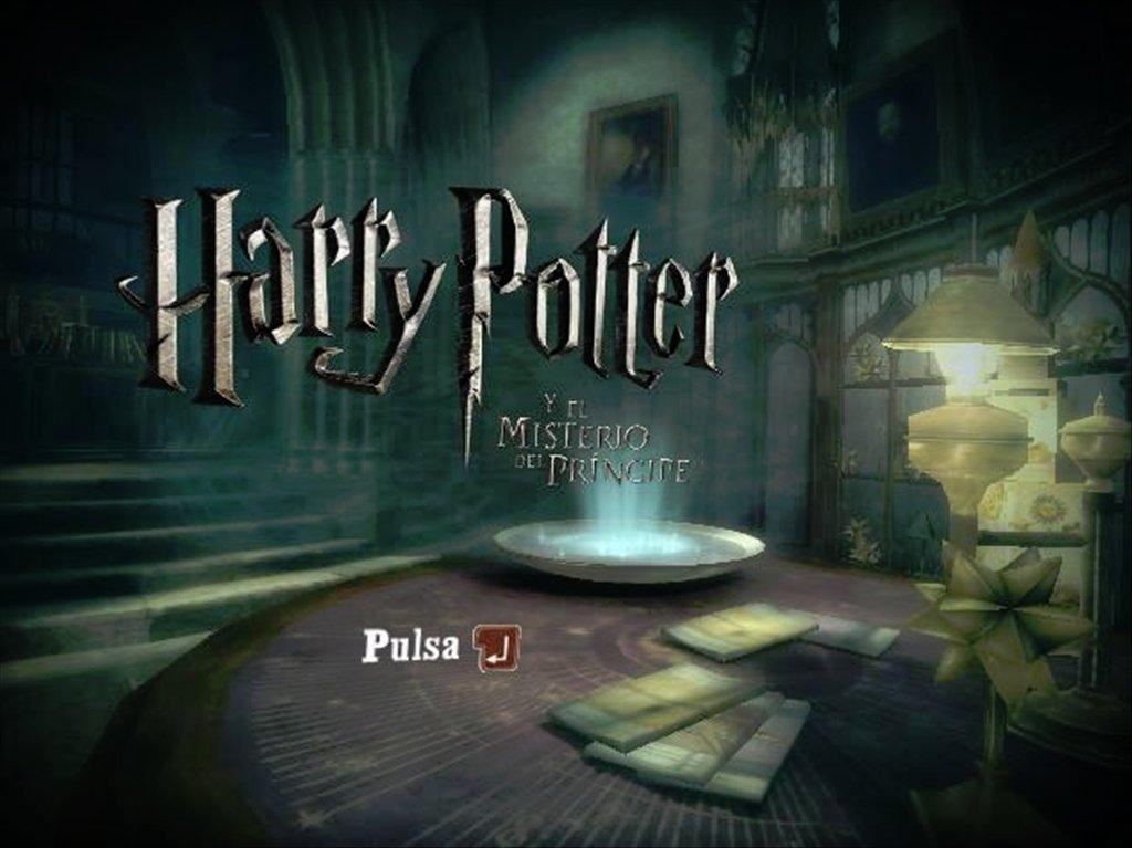 Harry Potter Y El Misterio Del Principe Descargar Para Pc Gratis