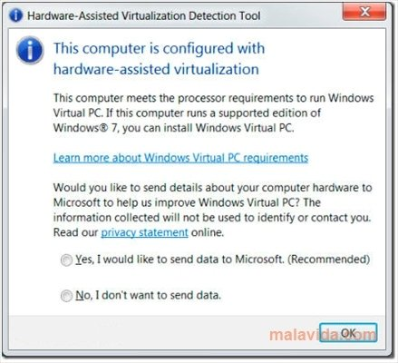 HAV Detection Tool image 2