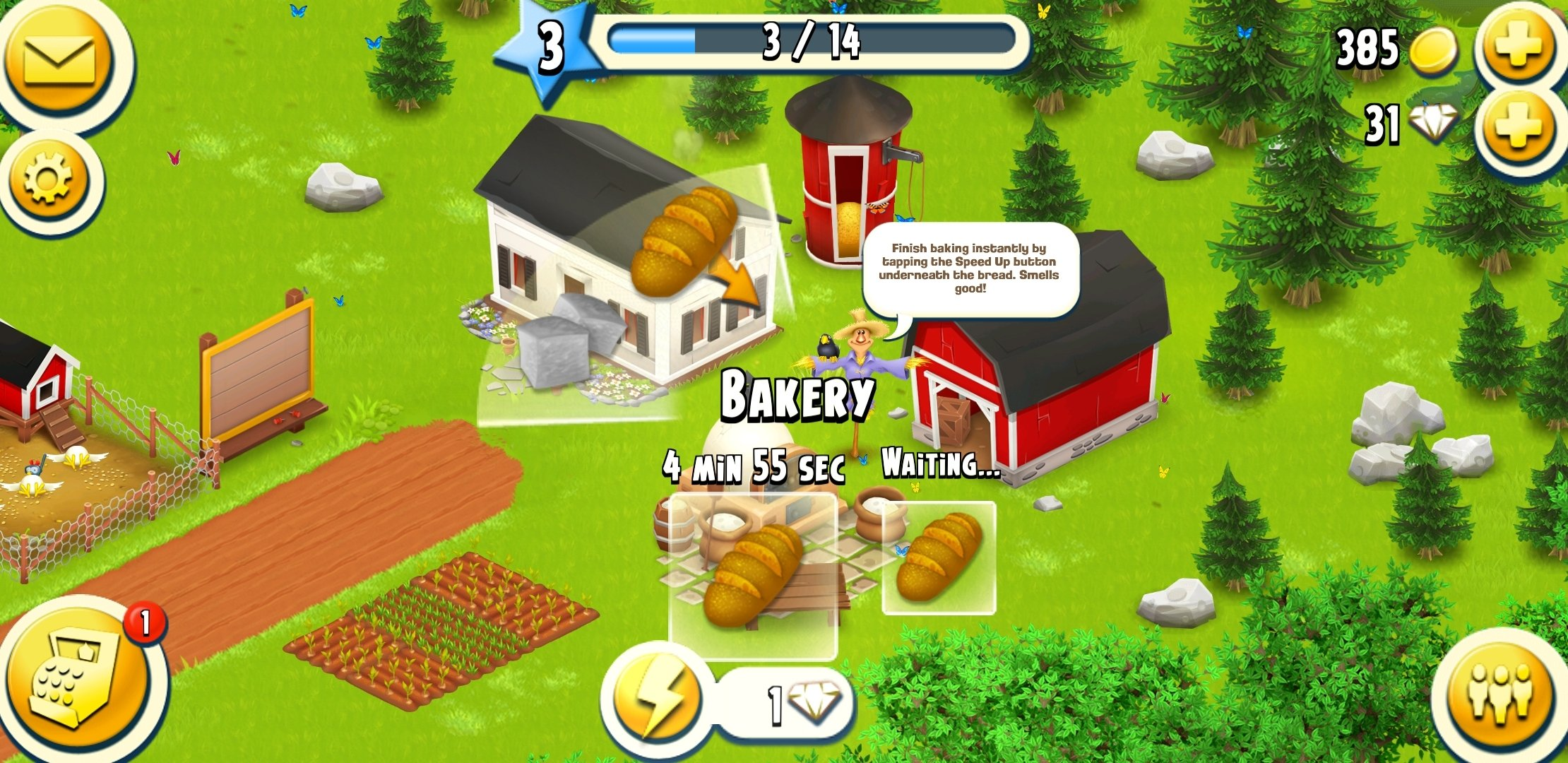 Hay Day Android image 8