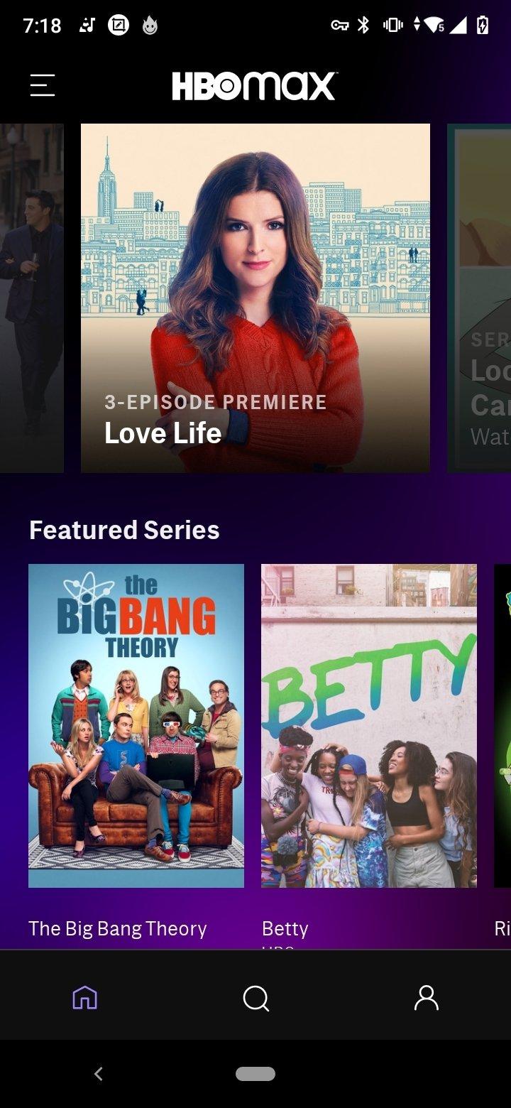 HBO Max 12.12.12.12 - Download für Android APK Kostenlos