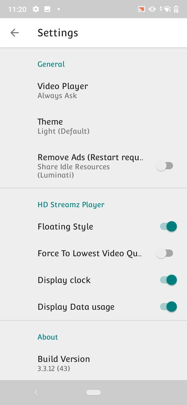 HD Streamz 3 2 5 - Download for Android APK Free