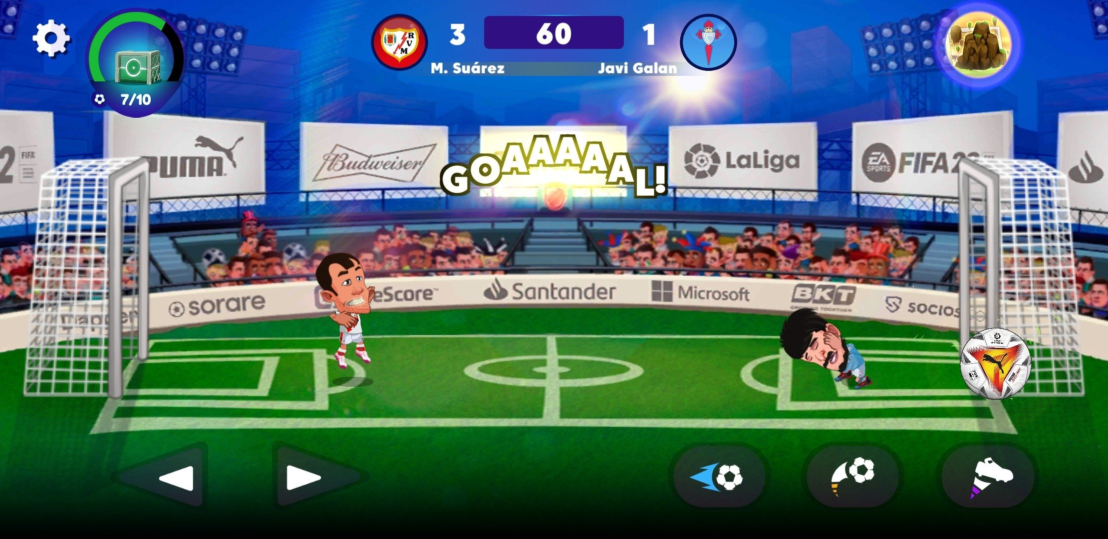 Head Soccer Android image 5