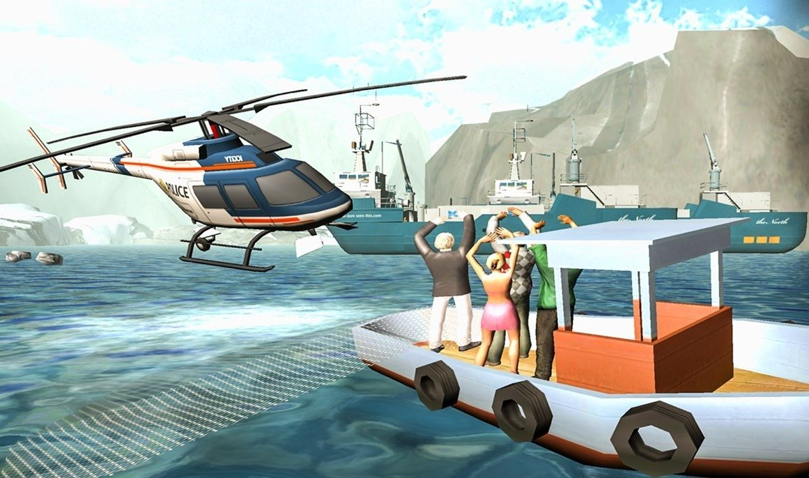 Helicopter Rescue Flight Simulator 4 3 0 4 - Download for PC