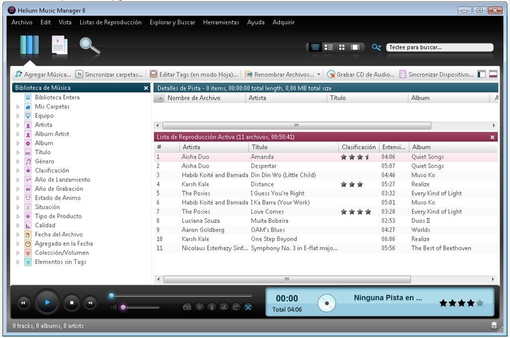 Helium Music Manager image 5