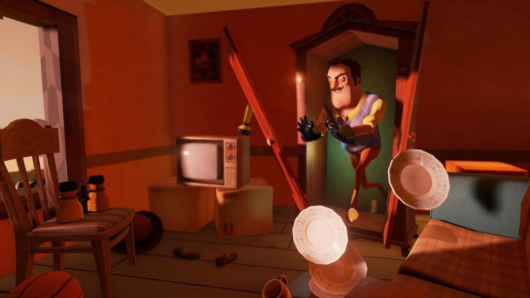 Hello Neighbor 1 0 - Download for Android APK Free