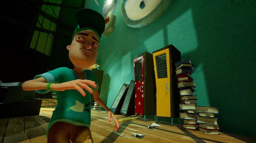 descargar hello neighbor para android