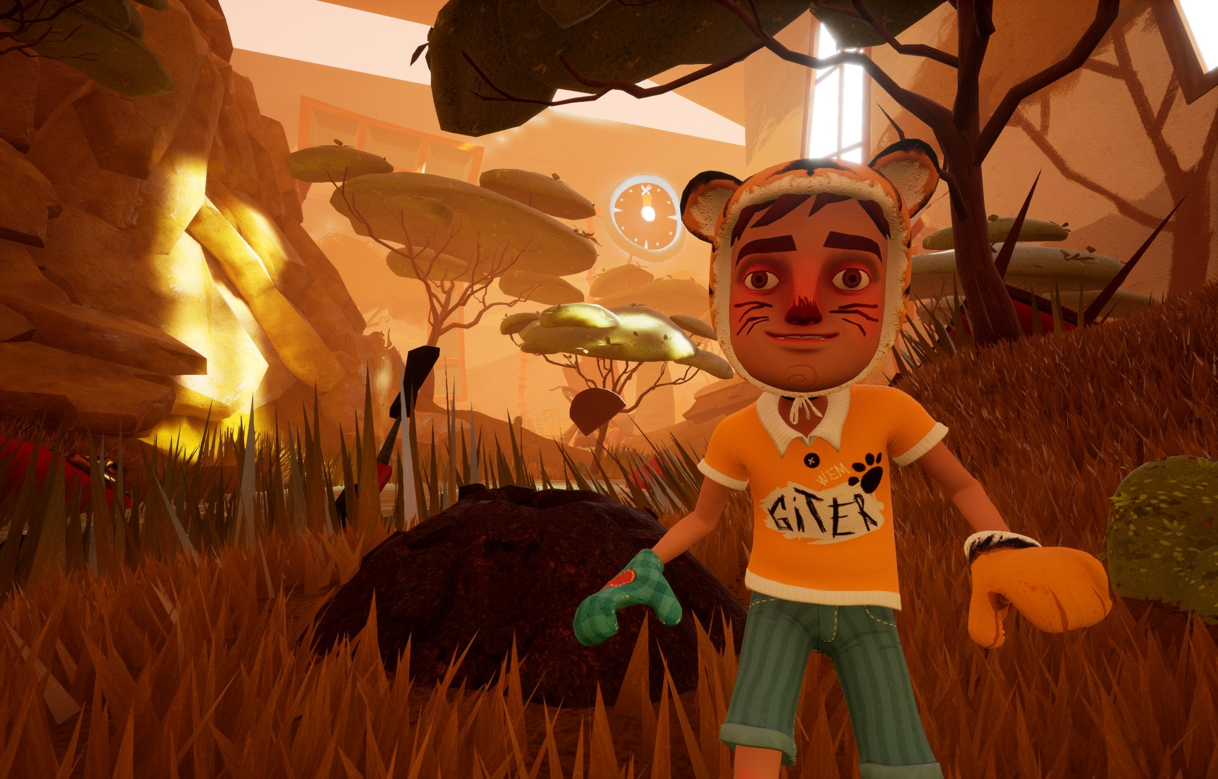 hello neighbor hide and seek download demo