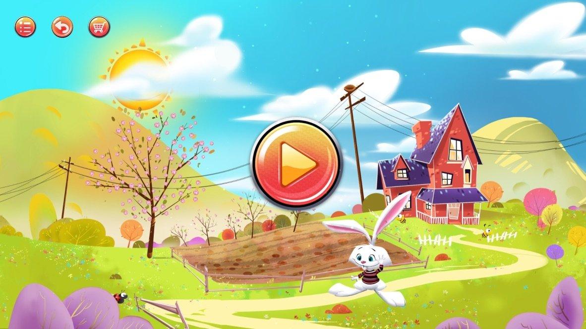 Hello Spring - Jeux enfant pour Bébé et Fille iPhone image 6