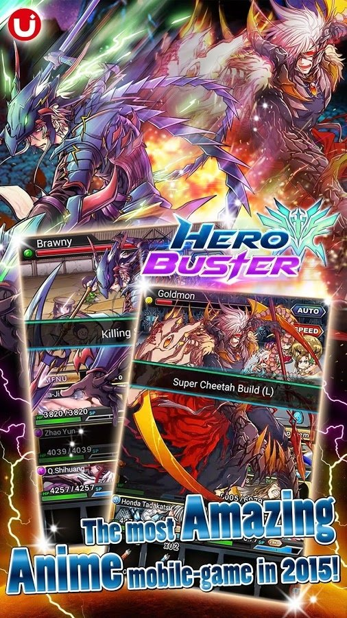 Hero Buster Android image 5