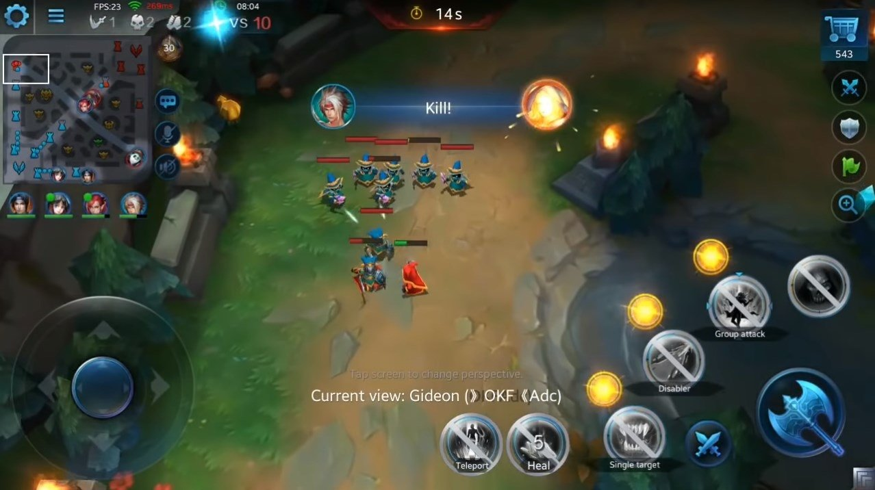 Heroes Evolved 1 1 37 0 - Download for Android APK Free