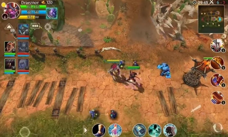 Order and chaos: online for android download apk free.