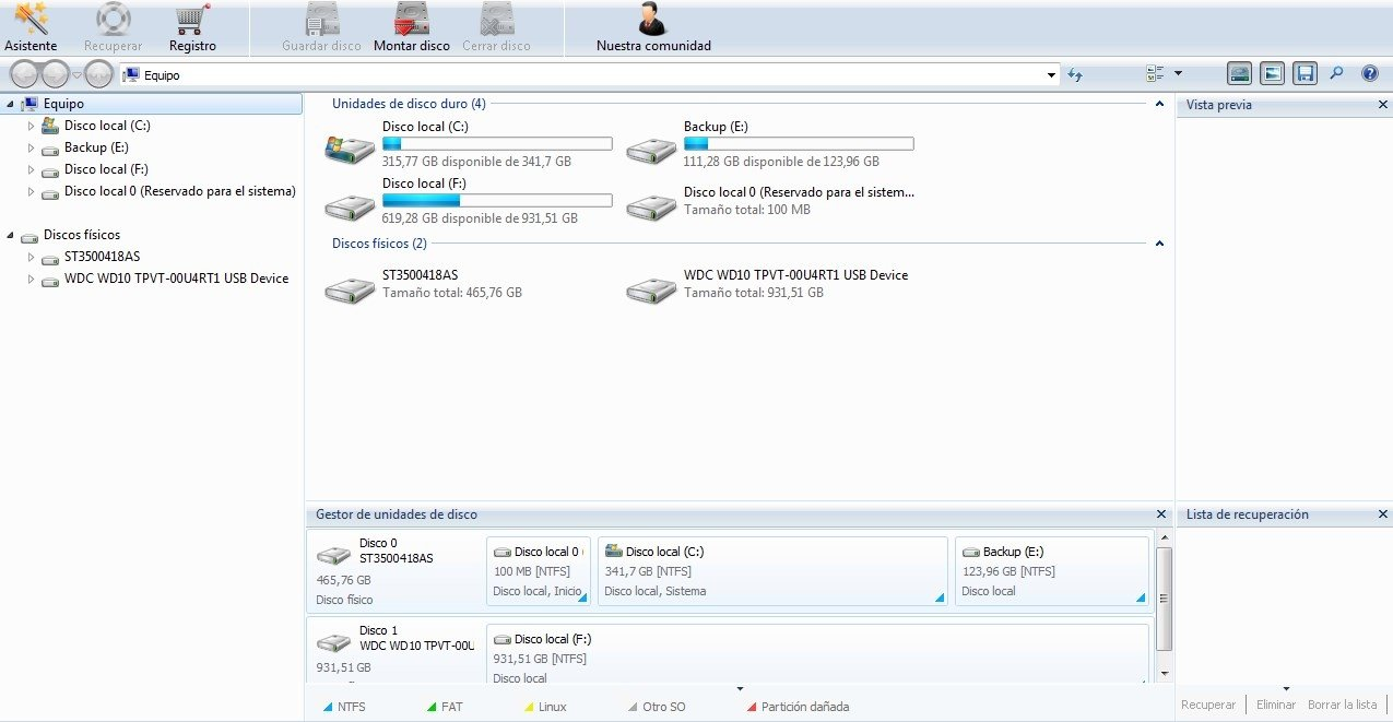 Hetman Partition Recovery image 5